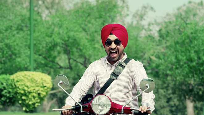 'Main bas katt liya, paaji,' says Diljit Dosanjh as he skipped Vogue interview because of his limited English