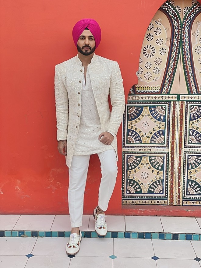 'I have the face of a Punjabi actor'