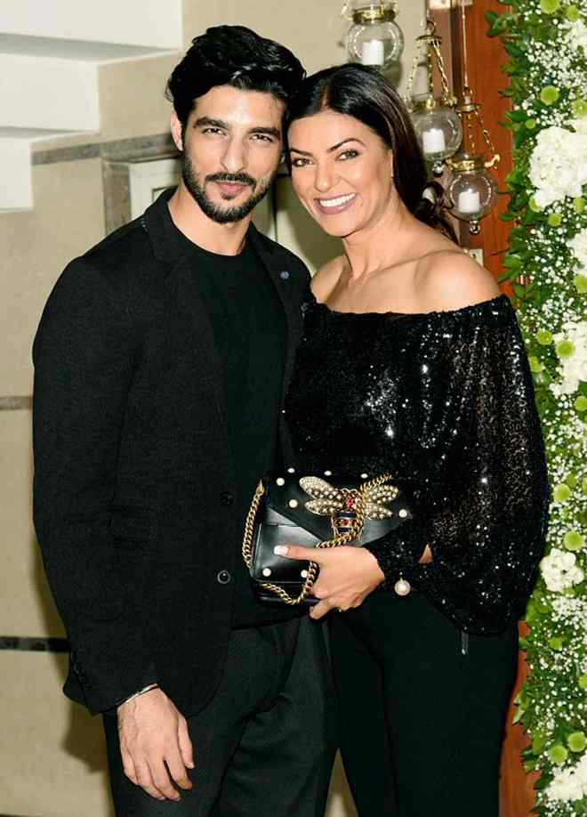 Sushmita Sen's cryptic post makes fans wonder if she is breaking up with boyfriend Rohman Shawl